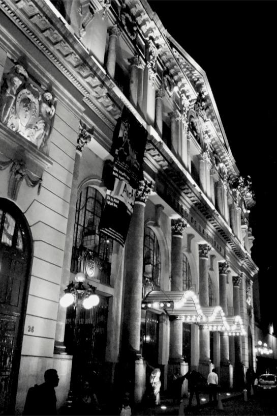 Teatro de la Ciudad/Exterior (México 2009)