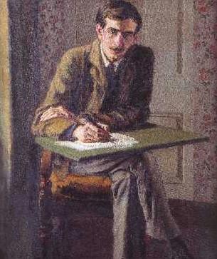 John Maynard Keynes by Duncan Grant