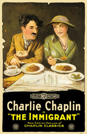 Charles Chaplin_The immigrant