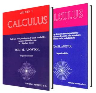 Calculus 1 y 2