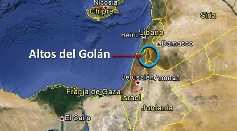 altos-del-golan-mapa