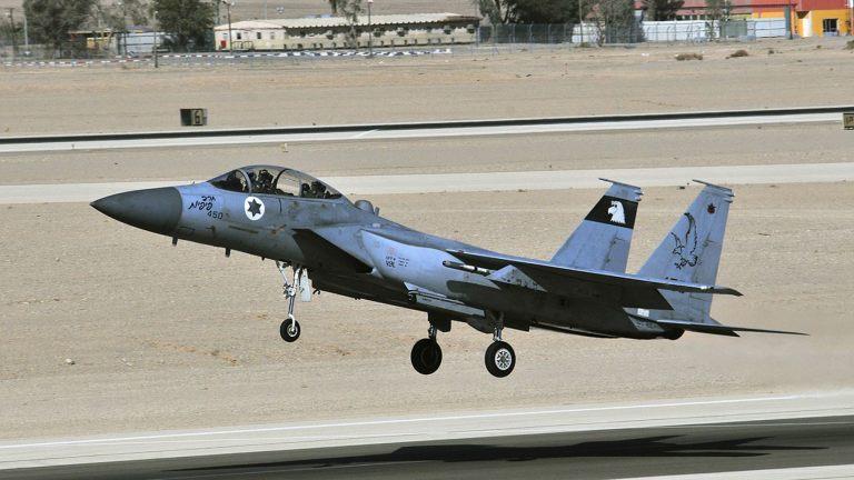 Israeli-F-15-DVIDS